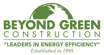 Beyond Green Construction Logo